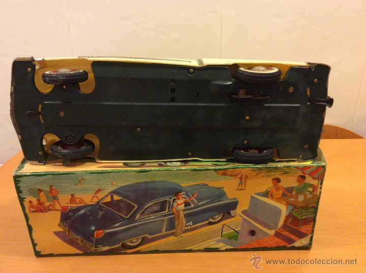 Juguetes antiguos Payá: CADILLAC LT 61 PAYA NOVEDAD DE 1953 - Foto 6 - 45968884