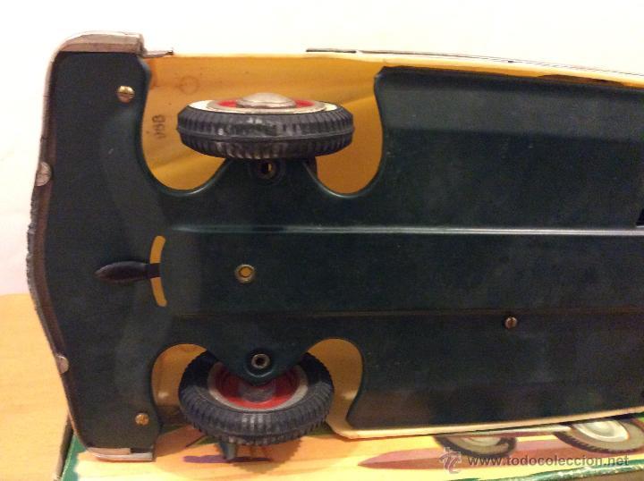 Juguetes antiguos Payá: CADILLAC LT 61 PAYA NOVEDAD DE 1953 - Foto 8 - 45968884