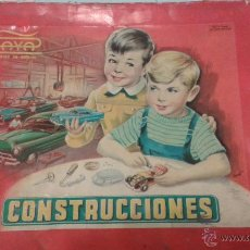 Juguetes antiguos Payá - Caja de construcciones paya, completa sin usar con sus instrucciones. - 46171530