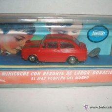 Juguetes antiguos Payá: AUTO PULGA SEAT 850 DE PAYA. Lote 47433081