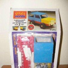 Payá Old Toys - COCHE FABRICADO EN PLASTICO PAYA DE LOS AÑOS 70 NUEVO - 47867509