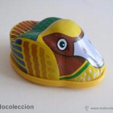 Juguetes antiguos Payá: PATO DE CHAPA A FRICCIÓN. HOJALATA. MARCA PAYA. ... Lote 48949187