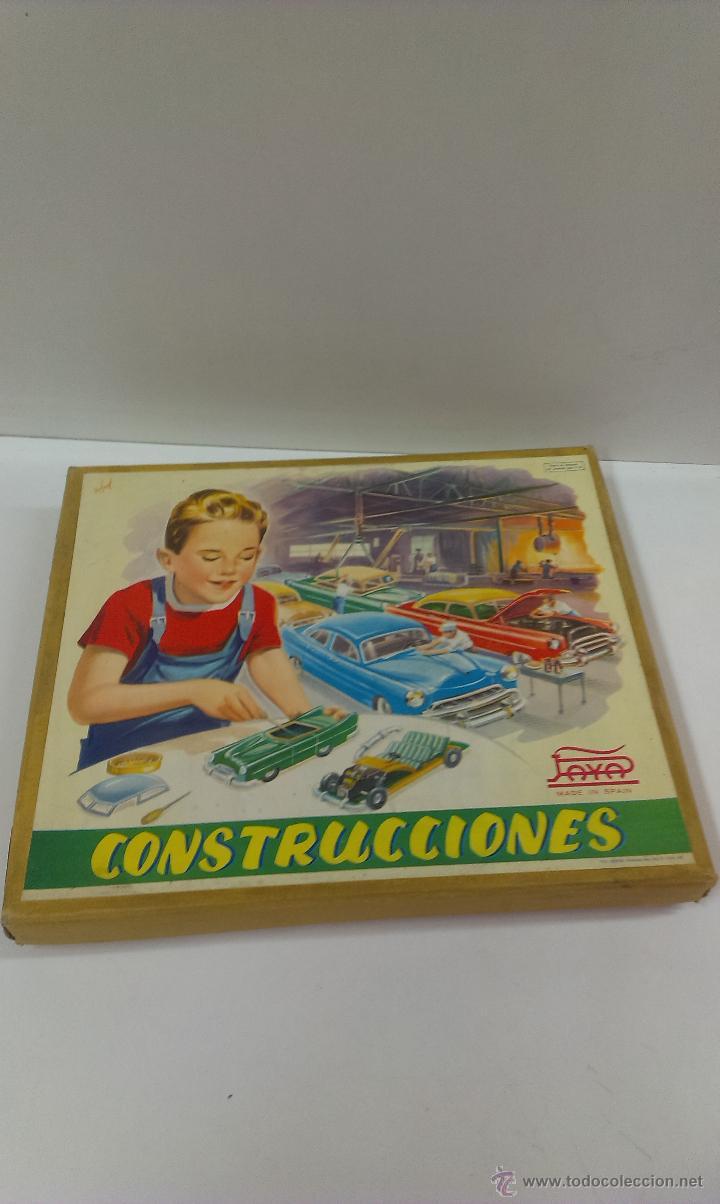 CONSTRUCCIONES PAYA . REF 772 / 7. MODELO CABRIOLE (Juguetes - Marcas Clásicas - Payá)