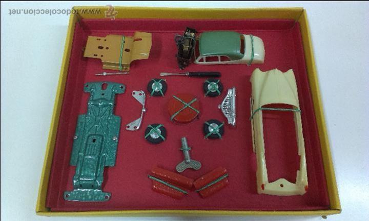 Juguetes antiguos Payá: CONSTRUCCIONES PAYA . REF 772 / 7. MODELO CABRIOLE - Foto 4 - 49624170