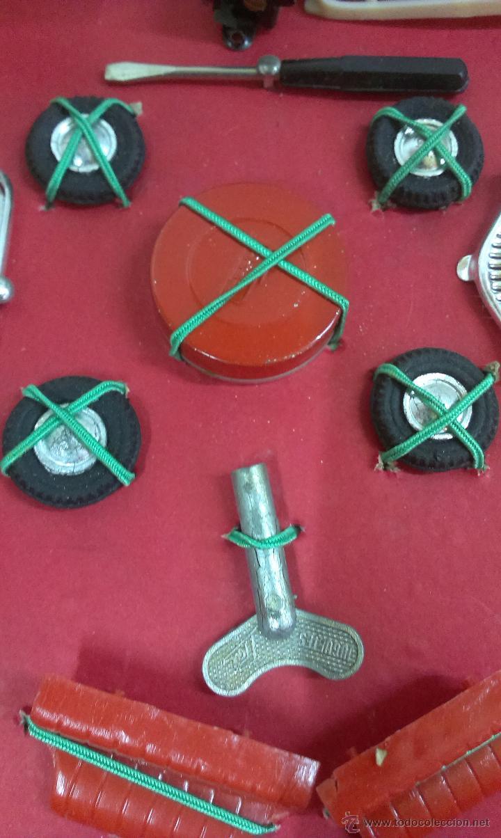 Juguetes antiguos Payá: CONSTRUCCIONES PAYA . REF 772 / 7. MODELO CABRIOLE - Foto 6 - 49624170