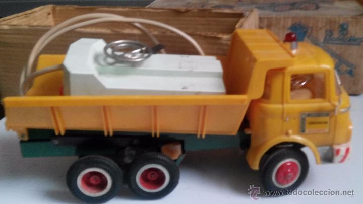 Juguetes antiguos Payá: camion volquete de paya en caja - Foto 6 - 155054968