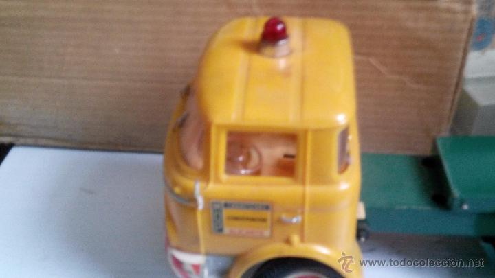 Juguetes antiguos Payá: camion volquete de paya en caja - Foto 7 - 155054968