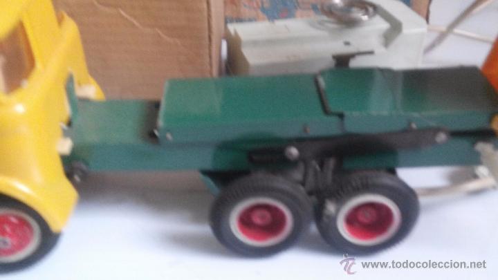 Juguetes antiguos Payá: camion volquete de paya en caja - Foto 8 - 155054968