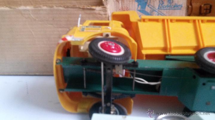Juguetes antiguos Payá: camion volquete de paya en caja - Foto 9 - 155054968