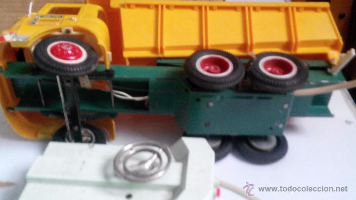 Juguetes antiguos Payá: camion volquete de paya en caja - Foto 10 - 155054968