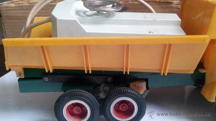 Juguetes antiguos Payá: camion volquete de paya en caja - Foto 13 - 155054968