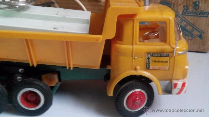 Juguetes antiguos Payá: camion volquete de paya en caja - Foto 14 - 155054968