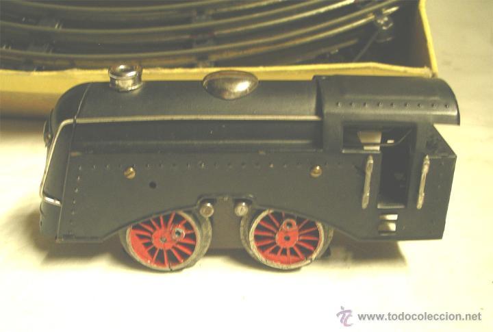 Juguetes antiguos Payá: Lote Tren Payá eléctrico en caja, funciona - Foto 2 - 49675561