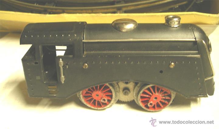 Juguetes antiguos Payá: Lote Tren Payá eléctrico en caja, funciona - Foto 4 - 49675561