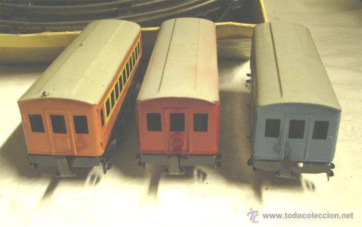 Juguetes antiguos Payá: Lote Tren Payá eléctrico en caja, funciona - Foto 9 - 49675561