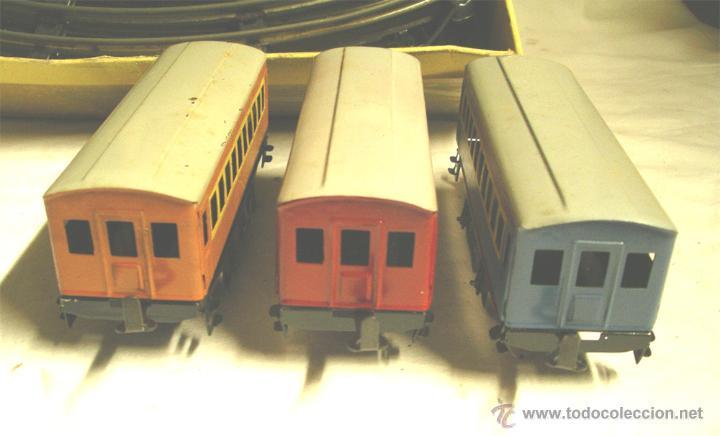 Juguetes antiguos Payá: Lote Tren Payá eléctrico en caja, funciona - Foto 11 - 49675561