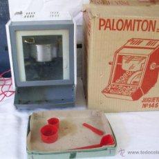 Altes Spielzeug Payá - JUGUETE ANTIGUO-PALOMITON DE PAYA-PARA HACER PALOMITAS-AÑOS 60-CAJA ORIGINAL - 100354184
