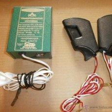Payá Old Toys - paya strombeckr transformador y mandos - 50001135