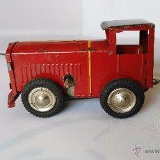 Juguetes antiguos Payá - antiguo tractor de paya años 40 - 50 - 51251660