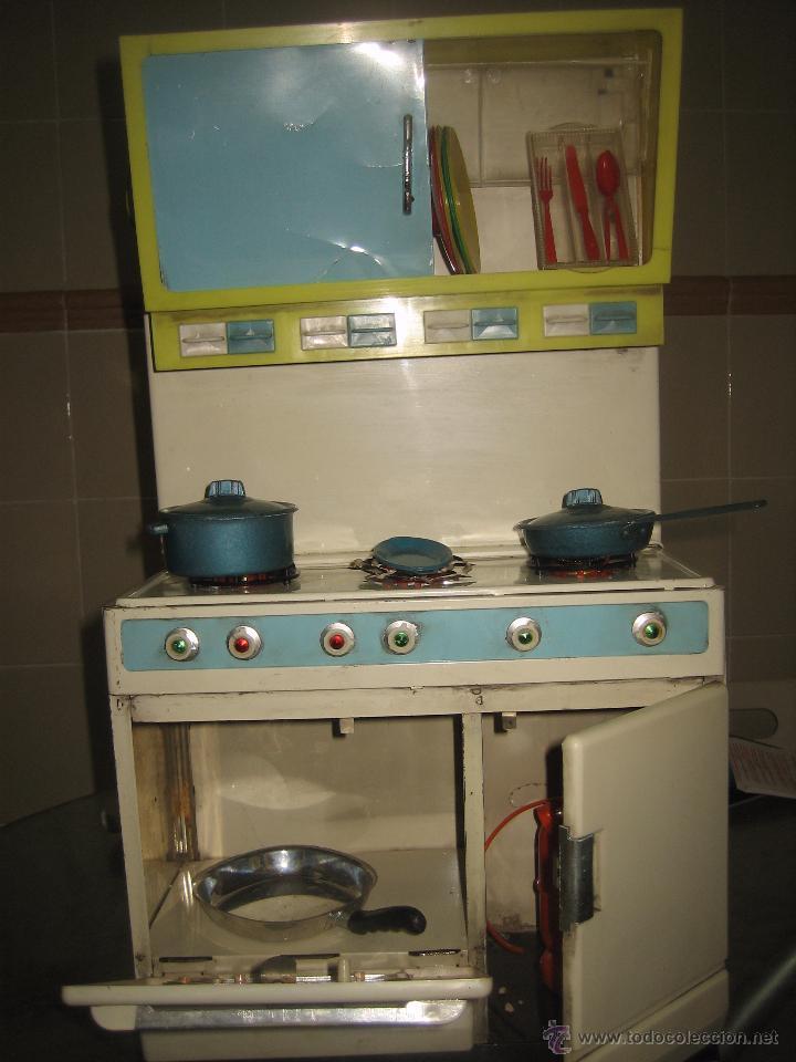 cocina antigua payá hojalata - Comprar Juguetes antiguos marca Payá ...