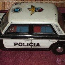 Juguetes antiguos Payá: COCHE DE PAYA SEAT 124 POLICIA A FRICCION . Lote 53097174