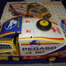 Juguetes antiguos Payá: CAMION PEGASO PARIS DAKAR DE PAYA. Lote 53183019