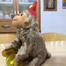 Juguetes antiguos Payá: MONO DE CUERDA PAYA. Lote 54337532