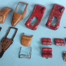 Juguetes antiguos Payá: CONSTRUCCIONES DE AUTOMÓVILES DE PAYA LOTE DE PIEZAS. Lote 55376821