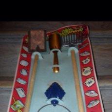 Juguetes antiguos Payá: PANOPLIA PAYÁ 1940 ORIGINAL,DE PLAYA. Lote 56318943
