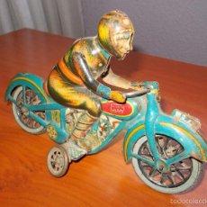 Juguetes antiguos Payá: MOTO DE PAYA. Lote 57016580