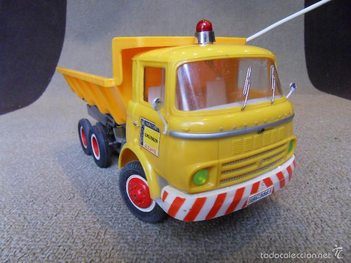 Juguetes antiguos Payá: Camión volquete Payá - Foto 2 - 57465046