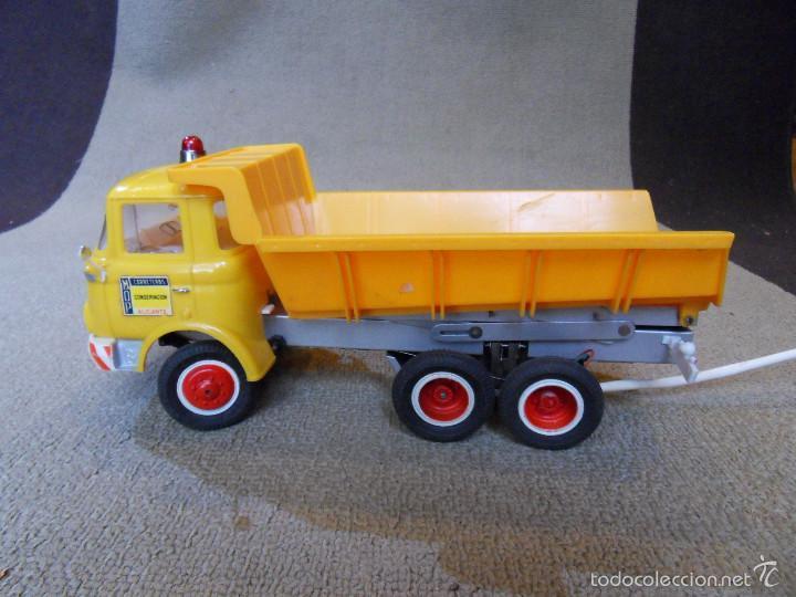 Juguetes antiguos Payá: Camión volquete Payá - Foto 3 - 57465046