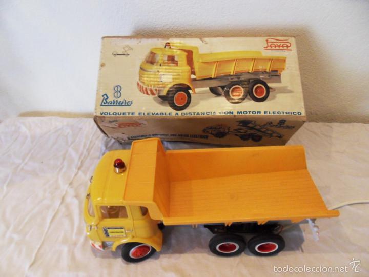 Juguetes antiguos Payá: Camión volquete Payá - Foto 4 - 57465046