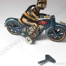 Juguetes antiguos Payá: MOTO 1 - PAYA - HOJALATA. Lote 57637080
