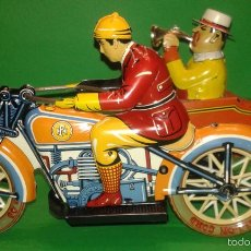 Juguetes antiguos Payá - Moto TUF TUF de PAYA, juguete nro 978, con su certificado. (NO CHINO) - 58524670