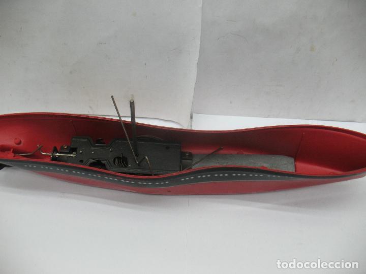 Juguetes antiguos Payá: PAYA - Antiguo barco de plástico con mecanismo a cuerda - Foto 5 - 63287268