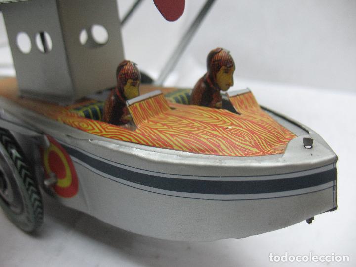 Juguetes antiguos Payá: PAYÁ Ref: 1653 - Réplica avión de la Colección Payá Hermanos 1985 - Foto 8 - 64649459