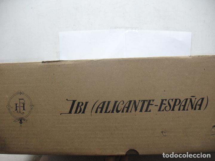 Juguetes antiguos Payá: PAYÁ Ref: 1653 - Réplica avión de la Colección Payá Hermanos 1985 - Foto 19 - 64649459