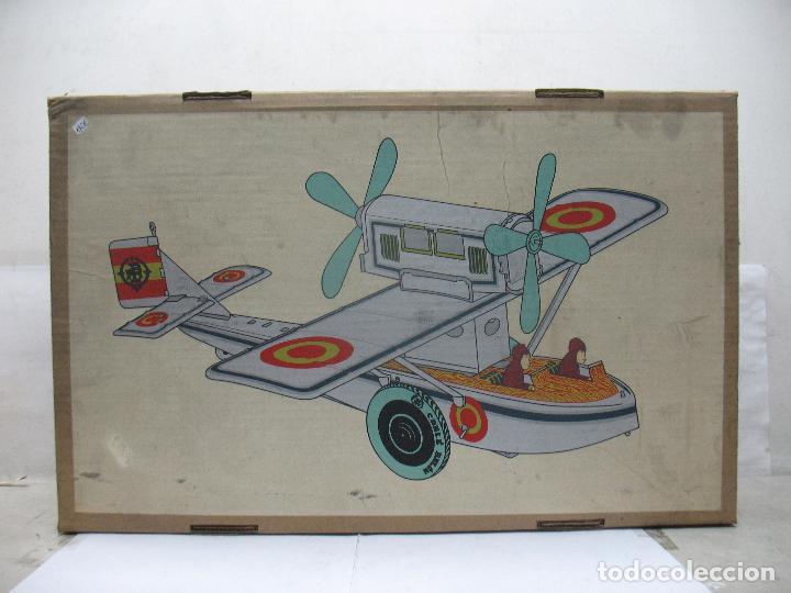 Juguetes antiguos Payá: PAYÁ Ref: 1653 - Réplica avión de la Colección Payá Hermanos 1985 - Foto 20 - 64649459