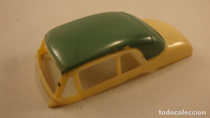 Juguetes antiguos Payá: Accesorio carrocería construcciones de automóviles Paya años 60 - Foto 2 - 66491638