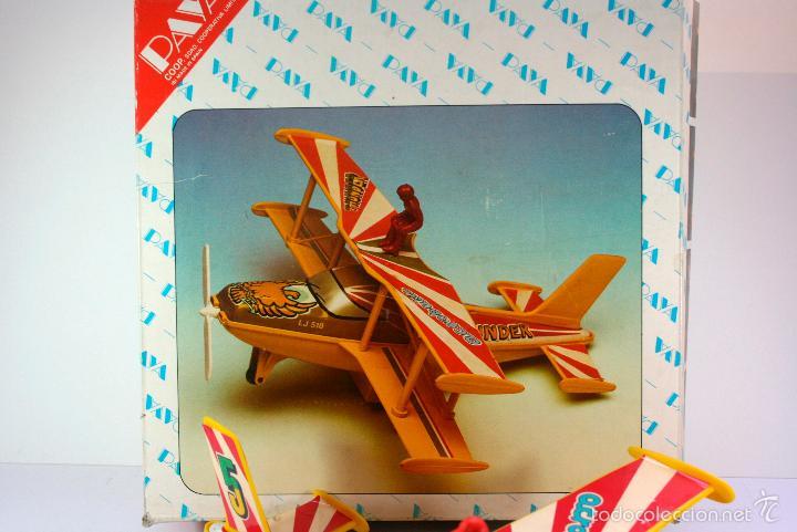 Juguetes antiguos Payá: AVIONETA A FRICCION MARCA PAYA - tin toy car 1970-80 - Foto 3 - 66526298