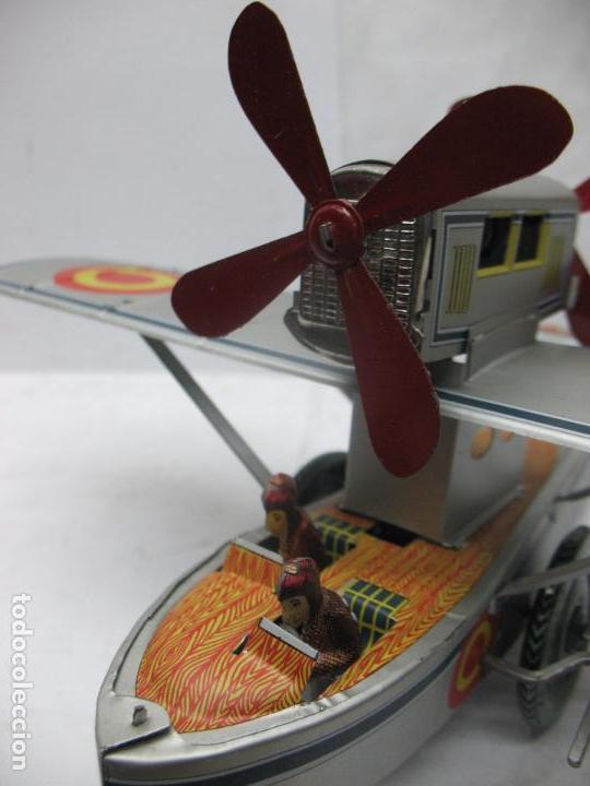 Juguetes antiguos Payá: PAYÁ Ref: 1653 - Réplica avión de la Colección Payá Hermanos 1985 - Foto 4 - 67570993