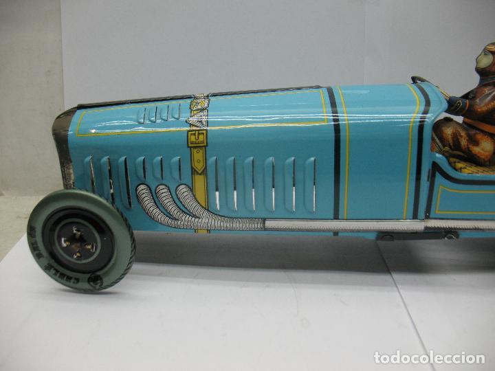 Juguetes antiguos Payá: Paya Edición Especial - Réplica coche de carreras 2 con mecanismo a cuerda - Foto 3 - 70533561