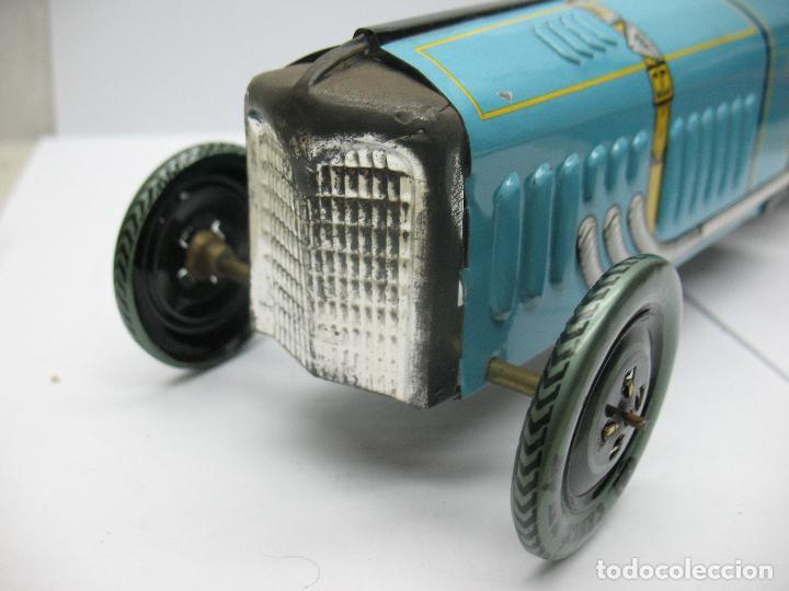 Juguetes antiguos Payá: Paya Edición Especial - Réplica coche de carreras 2 con mecanismo a cuerda - Foto 7 - 70533561