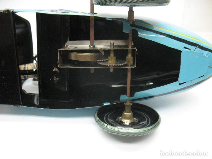 Juguetes antiguos Payá: Paya Edición Especial - Réplica coche de carreras 2 con mecanismo a cuerda - Foto 10 - 70533561