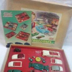 Altes Spielzeug Payá - ANTIGUO JUEGO CONSTRUCCIONES PAYA MODELO 761 CON INSTRUCCIONES Y CAJA ORIGINAL - 72418563