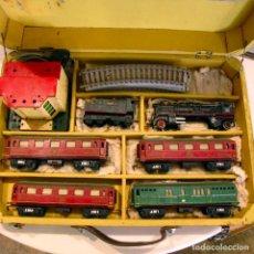 Altes Spielzeug Payá - caja maleta de tren juguete antiguo paya s 1401 - 74241979
