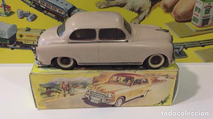 SEAT 1400 B DE PAYÁ ESCALA 1/20 (Juguetes - Marcas Clásicas - Payá)