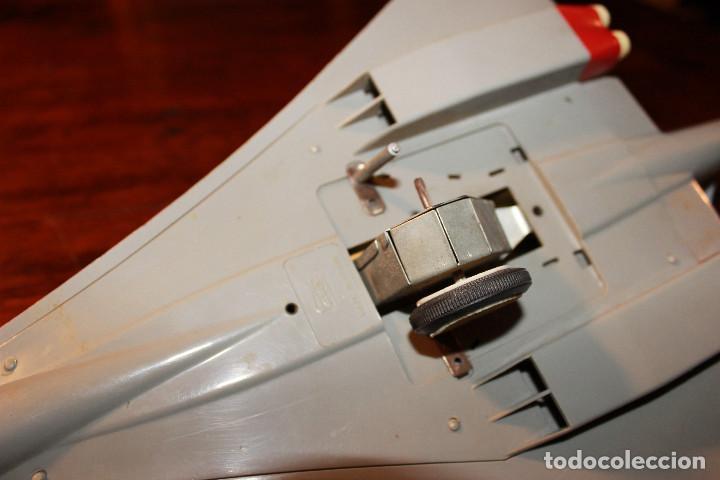 Juguetes antiguos Payá: Avion concorde de paya juguete friccion juguetes juego - Foto 4 - 80878083