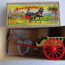 Altes Spielzeug Payá - ARRE CABALLITO! Juguete PAYA. Original. Con caja e instrucciones - 85986340